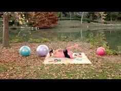 Ebru Şallı ile 3K Kol Karın Kalça - YouTube