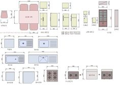 Architect Data, Coffee Shop Interior Design, Floor Plan Drawing, Design Process, Architecture Design, House Plans, Floor Plans, Kitchen Design, House Design