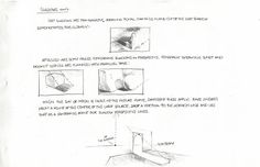 Notes on perspective drawing by Disney layout artist Paul Felix - Part I Storyboard Drawing, Drawing Tips, Comic Book Artists, Comic Artist, Thomas Romain, Nathan Fowkes, Graphic Design Lessons, Composition Art, Perspective Drawing