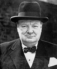 One ought never to turn one's back on a threatened danger and try to run away from it. If you do that, you will double the danger. But if you meet it promptly and without flinching, you will reduce the danger by half. Never run away from anything. Never! -Winston Chuchill
