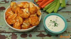 Buffalo Cauliflower Allrecipes.com