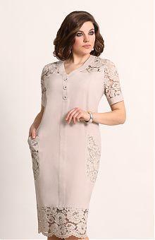 Платья для полных женщин: купить женские платья больших размеров в интернет магазине «L'Marka» [Страница 63]