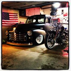 Now this is what I want my garage to look like...