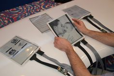 """""""CES 2013: Plastic Logic PaperTab flexible tablet could be the future of paper"""" -- concept only at this stage, but fascinating.   [NOTE: Not everything at click-through is suitable for work or for children.]"""