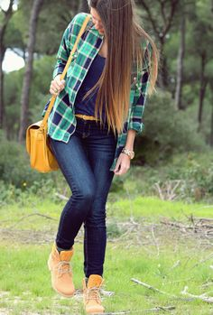 Plaid Remains The New Black:Trendy For This Fall - Fashion Diva Design