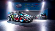 Ken Block introduces his 2014 Livery
