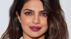 New story on InStyle: Daily Beauty Buzz Priyanka Chopra's Magenta Lipstick and Eyeshadow #fashion #fashionnews #instyle