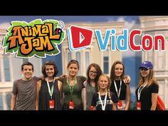 ANIMAL JAM VIDCON 2016 [ft. APARRI, WISTERIAMOON, WOLFFEYCAT, BEPPER, TWINKLE & LOVENARWHAL] - YouTube