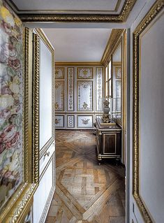 1000 images about cabinets boudoirs on pinterest for Garderobe chateau