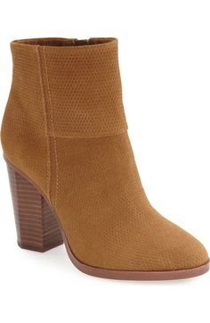 a78a73ad756e Vince Camuto  Larena  Almond Toe Bootie (Women) available at  Nordstrom Boho