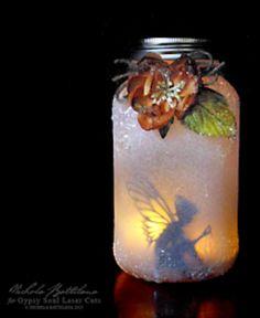 Amazing Fairy Lantern Full Tutorial