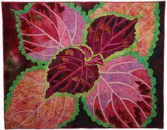 Carol Morrissey Quilt Pattern Coleus