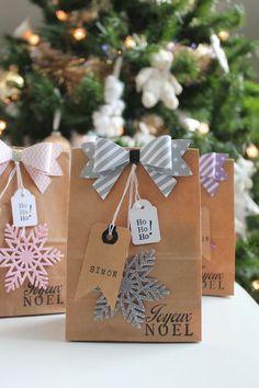 emballer ses cadeaux noel diy