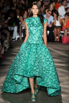 Love the whole collection, but this was a stand out! 2015 Fashion Week NYC - Christian Siriano