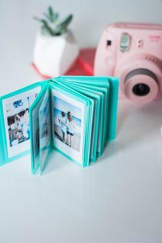 Mini Instax Albums - Oak + Oats