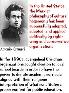 gramsci s concept of hegemony linked to Gramsci's approach is marked by the organic link between the two  the notion  of hegemony is not reducible to the respective political block in power, but.