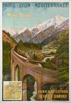 PLM ~ Mont Blanc ~ Chamonix ~ France