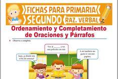 Semejanzas y Diferencias para Segundo Grado de Primaria | Actividades Educational Activities, 7th Birthday, Prayers For Children, 7 Year Olds