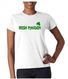 Irish Maiden from DesignerTeez