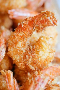 Coconut Shrimp - You won't believe how easy this is to make and it's so much cheaper and tastier to make it right at home!
