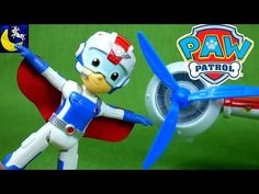 We have the BRAND NEW Paw Patrol Toys Air Rescue Ryder figure and badge set! https://www.youtube.com/watch?v=Czx8eepaH64