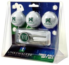 Hawaii Warriors-Kool Tool 3 Ball Gift Pack
