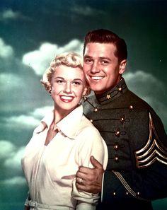 "Doris Day & Gordon MacRae - ""The West Point Story"", 1950"