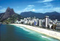 Praia do Leblon, Rio de Janeiro