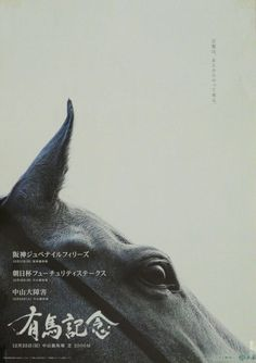 Horse Racing, Cool Designs, Advertising, Typography, Horses, Japan, Graphic Design, Creative, Movie Posters