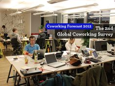 Coworking Forecast 2012