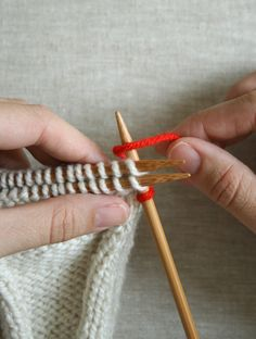 3-Needle Bind Off - Knitting Tutorials: Bind Offs - Knitting Crochet Sewing Embroidery Crafts Patterns and Ideas!