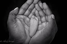 "500px / Photo ""Daddy's Little Foot"" by Alonzo Wright"