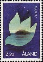 [EUROPA Stamps - Peace and Freedom, tipo CR]
