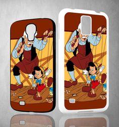 Walt Disney Pinocchio Y0612 Samsung Galaxy S3 S4 S5 (Mini) S6 S6 Edge,Note 2 3 4, HTC One S X M7 M8 M9 Cases