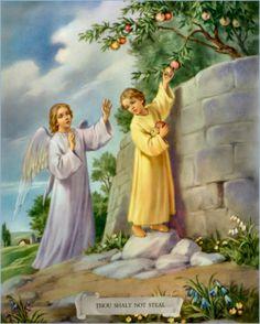 Se ouvirmos a voz deste grande amigo que cada um de nós tem ao nosso lado, o santo anjo da guarda, escutaremos que o Anjo quer que honremos a Deus, que alegremos a Deus e que sirvamos a Deus.