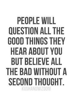 Unfortunately true.