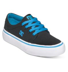Kid's 4-7 Trase TX Shoes 888327092973 | DC Shoes