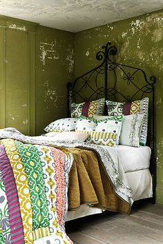 THIS IS MY DREAM BEDROOM! #Anthropologie