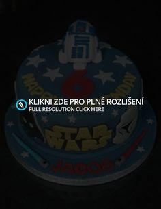 Star wars cakes   serials