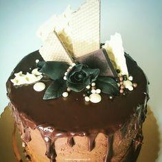 Chocolate cake #consapienza