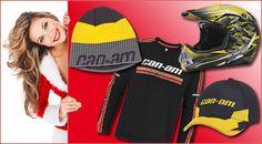 Unterm Baum: Can-Am Weihnachtsgeschenke für Fans Mit Mützen, Kappen, Shirts und Helmen hat Can-Am Weihnachtsgeschenke für Fans im Sack, die obendrein auch vom Platz her bequem unter den Christbaum passen http://www.atv-quad-magazin.com/aktuell/can-am-weihnachtsgeschenke-fur-fans/