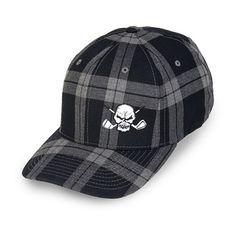 Tattoo Golf Tartan Plaid Golf Hat