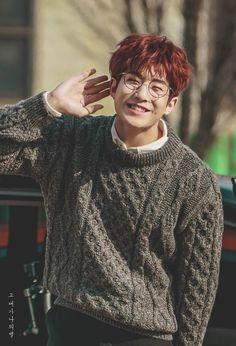 my bias' smile is so cute. K Pop, Jinjin Astro, Park Jin Woo, Astro Fandom Name, Sanha, Lee Dong Min, Pre Debut, Handsome Korean Actors, Korean Bands
