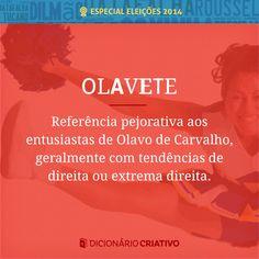 Referência pejorativa aos entusiastas e seguidores de Olavo de Carvalho