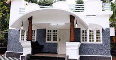 09 lakhs kerala home plan, Budget Kerala home with free plan, 3 bedroom kerala budget house plan,economic kerala home plans