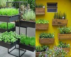 7 Top Ideas For Your Vertical Vegetable Garden Herb Garden Pallet, Herb Garden Design, Vegetable Garden Design, Diy Garden, Garden Pots, Vertical Herb Gardens, Vertical Garden Wall, Outdoor Gardens, Jardim Vertical Diy