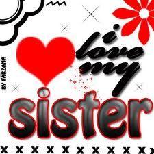 I love my sister MARILYN MacDONALD