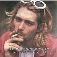 Discovered by . Find images and videos about black and white, grunge and music on We Heart It - the app to get lost in what you love. Nirvana Frases, Nirvana Quotes, Banda Nirvana, Nirvana Kurt Cobain, Kurt Cobain Frases, Kurt Cobain Art, Kurt Corbain, Donald Cobain, Dave Matthews