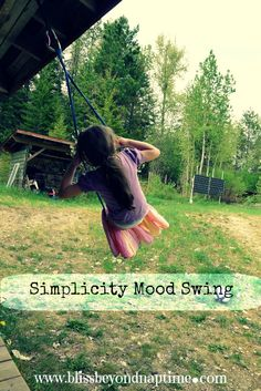 Does simplicity feel complicated to you sometimes?  www.blissbeyondnaptime.com