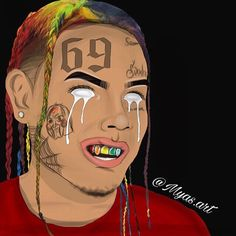43 Best 6ix9ine Images On Pinterest Rapper Singers And Singer